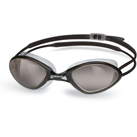 Head Tiger Race LiquidSkin Goggles clear-black-smoke